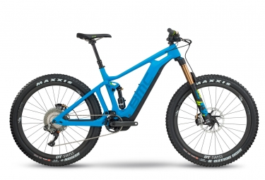 Electric bicycle EMTB BMC Trailfox AMP