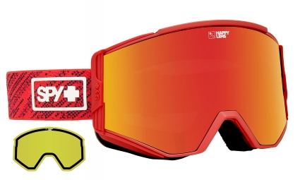 Masque spy ace knit red hp gry grn red spec hp ylw lucid grn