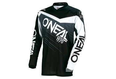 Oneal Element Racewear Youth Long Sleeves Jersey Negro Gris
