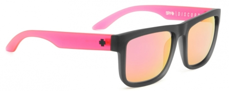 Lunettes spy discord ag cosmic sunrise gray pink spectra