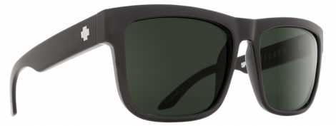 Lunettes spy discord black happy gray green