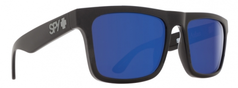 Lunettes spy atlas black happy bronze polar dark blue spectra