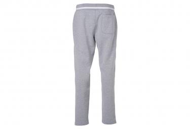 James et Nicholson Pantalon jogging homme - JN780 - gris chiné