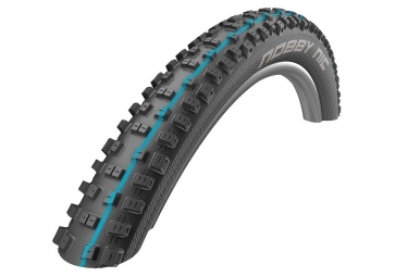 Pneu schwalbe nobby nic 27 5 plus tubeless ready souple snakeskin apex addix speedgrip 3 00