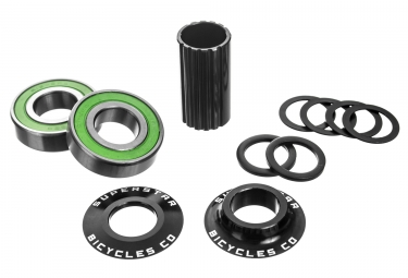 Superstar Vega Mid Bottom Bracket Black
