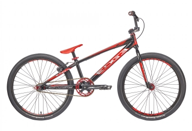 bmx race chase edge cruiser 24 noir rouge 2018