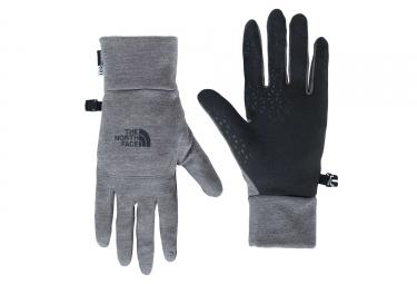 paire de gants hiver the north face etip gris xl
