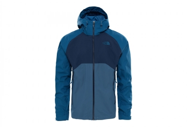 veste impermeable the north face stratos bleu xl