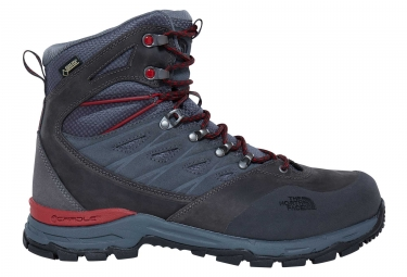 The north face hedgehog trek gtx gris homme 46