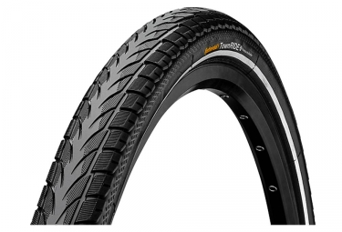 pneu continental town ride 700 mm tubetype rigide puncture protection e bike e25 37 mm