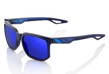 Lunettes 100% Centric Bleu Verres Bleu Iridium