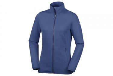 Veste femme columbia roffe ridge bleu m