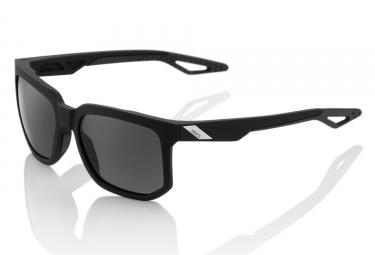 lunettes 100 centric noir verres noir polarise