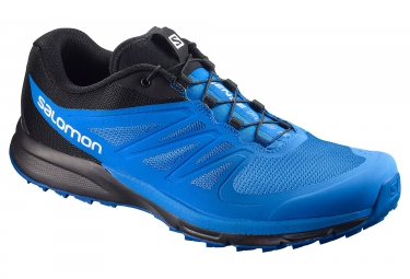 chaussures trail salomon sense pro 2 bleu noir 46