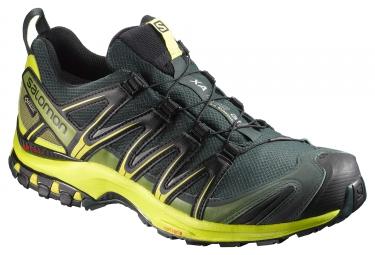 Chaussures Trail Salomon XA PRO 3D GTX Noir Jaune