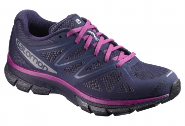 Salomon Sonic Nocturne Women Blue Purple