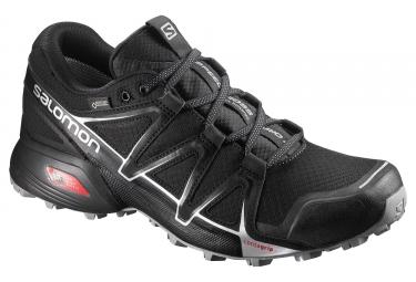 chaussures trail salomon speedcross vario 2 gtx noir 42