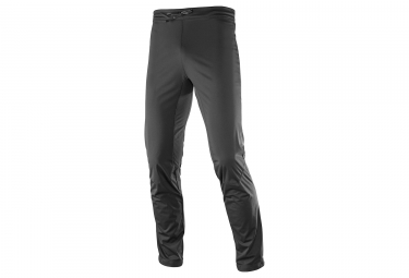 pantalon coup vent salomon rs softshell noir xl