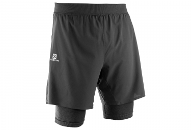 short salomon exo motion noir s