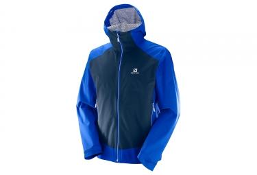 veste salomon la cote stretch 2 5l bleu l