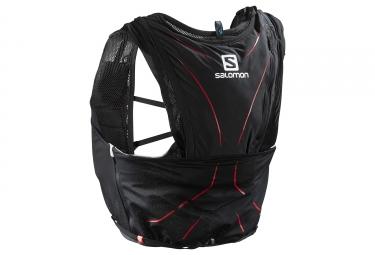 salomon bag adv skin 12 set black matador xs s