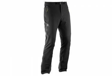 Salomon Wayfarer Mountaine Pant Schwarz
