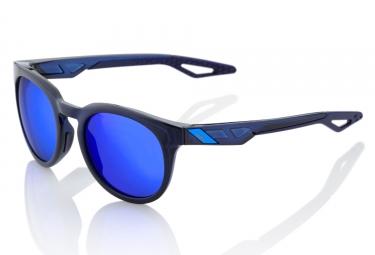 lunettes 100 campo bleu verres bleu iridium