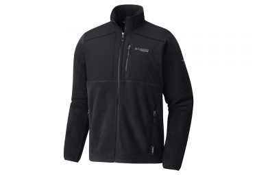 Columbia Titan Frost Fleece Jacket Black