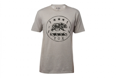 t shirt fox revealer gris xl