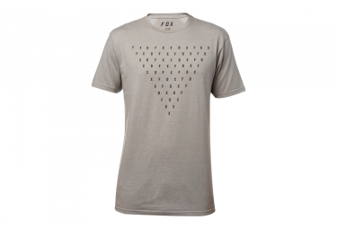 t shirt fox fantum gris xl