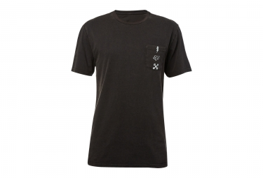 T shirt fox resounder premium noir s