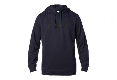 sweat a capuche fox 360 bleu fonce l