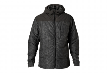 veste fox podium noir m