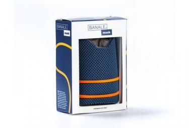 Masque Anti-Pollution Banale #3 Bleu Orange
