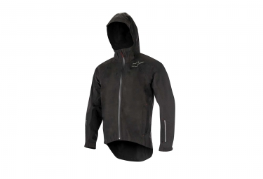 veste impermeable alpinestars all mountain 2 noir m