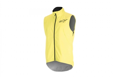 Giacca Sleeveless Alpinestars Descender 2 Giallo Nero