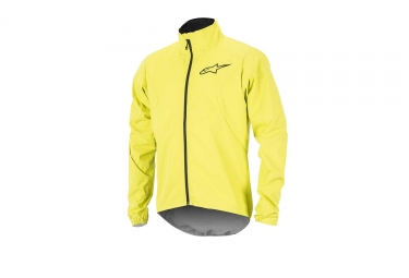 Alpinestars Descender 2 Long Sleeve Jacket  Neon Yellow Black