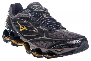 Chaussures de Running Mizuno Wave Prophecy 6 Noir / Or