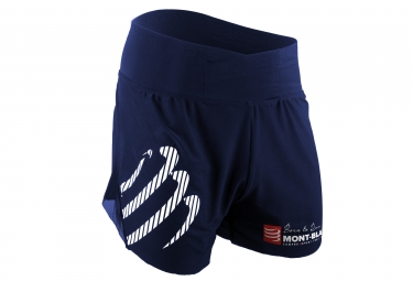 Short COMPRESSPORT Overshort Mont Blanc 2017