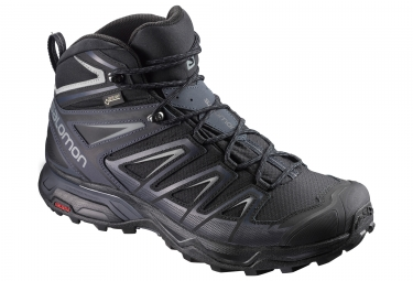 Salomon X Ultra Mid 3 GTX Black