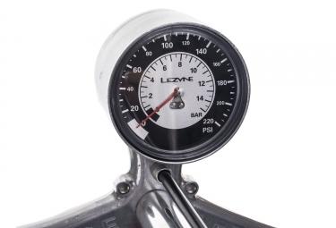 Lezyne Sport Floor Drive Tall ABS-1 Pro Grey