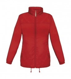 Betc coupe vent impermeable femme jw902 rouge xs