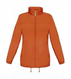 Betc coupe vent impermeable femme jw902 orange xs