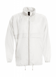 Betc coupe vent impermeable homme ju800 blanc s