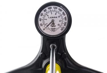 Pompe à Pied Lezyne Sport Floor Drive ABS-1 Pro Jaune