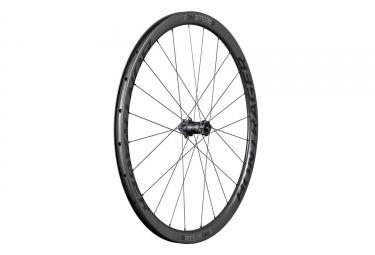 roue avant bontrager aeolus pro 3 carbone a disque centerlock pneu tlr
