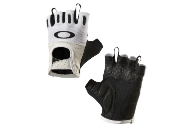 Gants oakley factory road 2 0 blanc xs