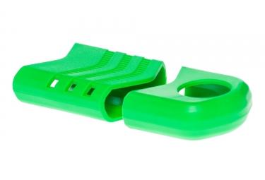 rotor kit de protections de manivelles raptor vert