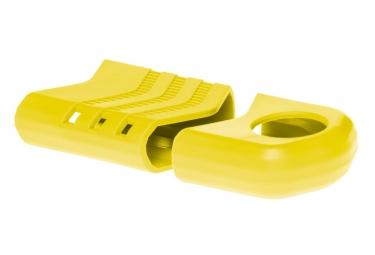 rotor kit de protections de manivelles hawk jaune
