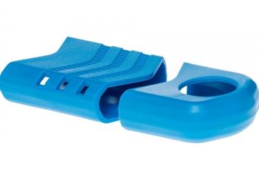 Rotor kit de protections de manivelles hawk bleu